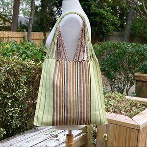Handbags - Mexican handwoven Telar bag